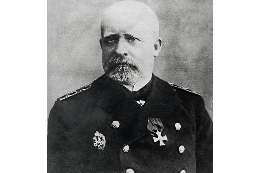 10 Фактов об адмирале эссене