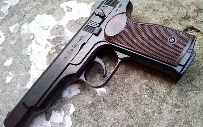 10 Самых популярных пистолетов вмире