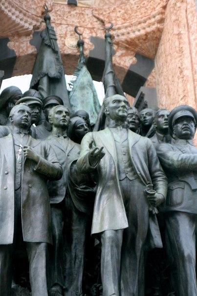 19 Мая — день начала борьбы за независимость турции