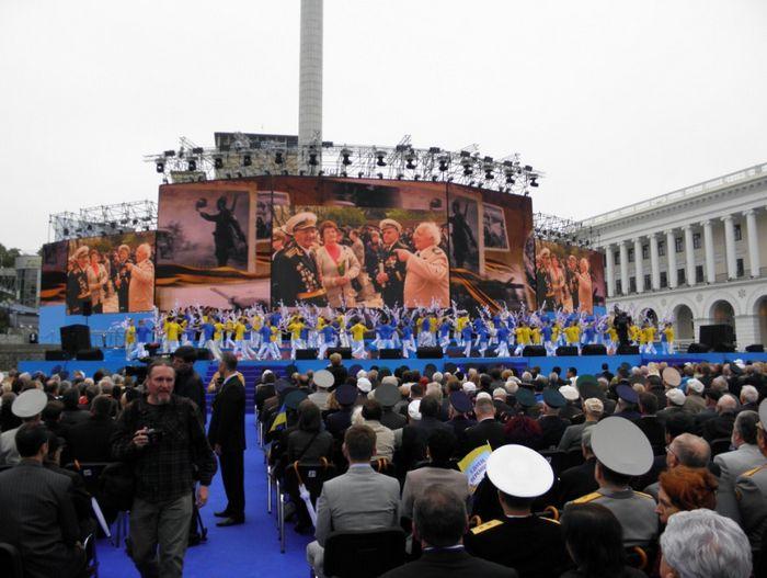 67-Я годовщина победы над фашизмом