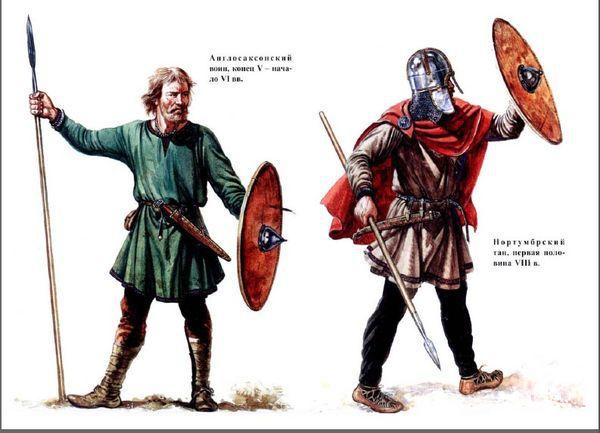 Англо-скандинавская «битва за британию» ix – xi века