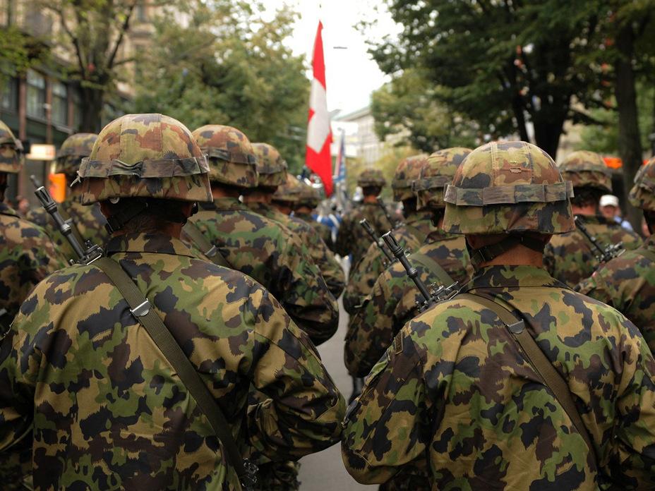 Армия – это народ. народ – это армия