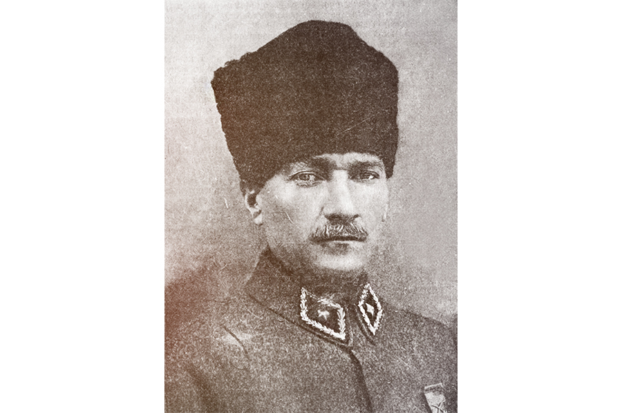 Ататюрк и становление турции
