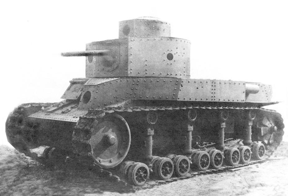 Атлант советского танкостроения