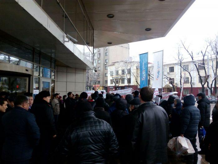 Банк отказывается отдавать депозит для лечения онкобольного