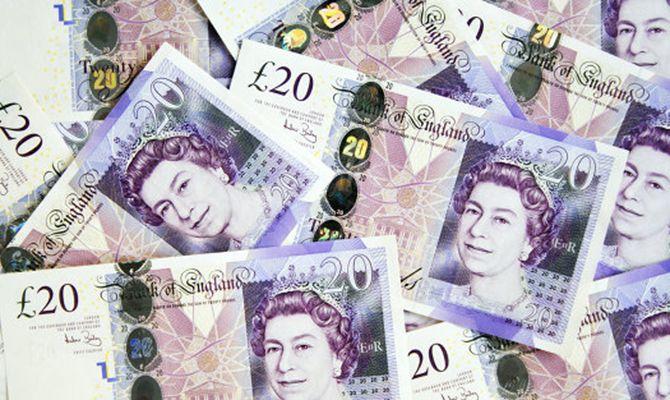 Британский фунт упал до минимума