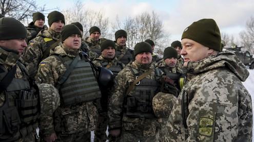 Что ждет украинскую армию в 2017-ом году?