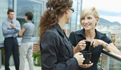 Деловая дружба: записки бизнесвумен