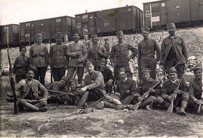 Долгий путь домой. чехословацкий корпус в россии
