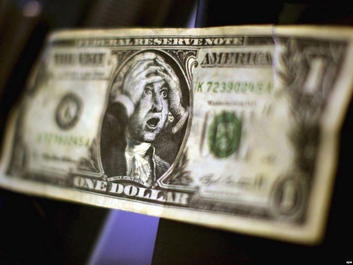 Доллар снова начал дорожать
