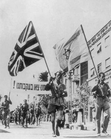 Еврейская бригада: движимые местью