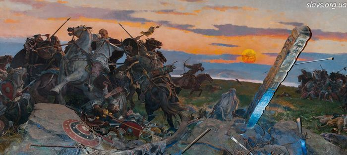 Европа в х веке. гибель святослава