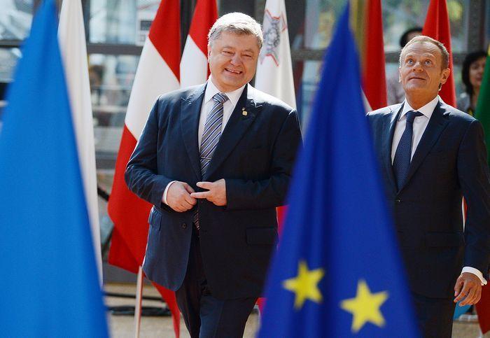 Евросоюз думает о смягчении санкций против рф