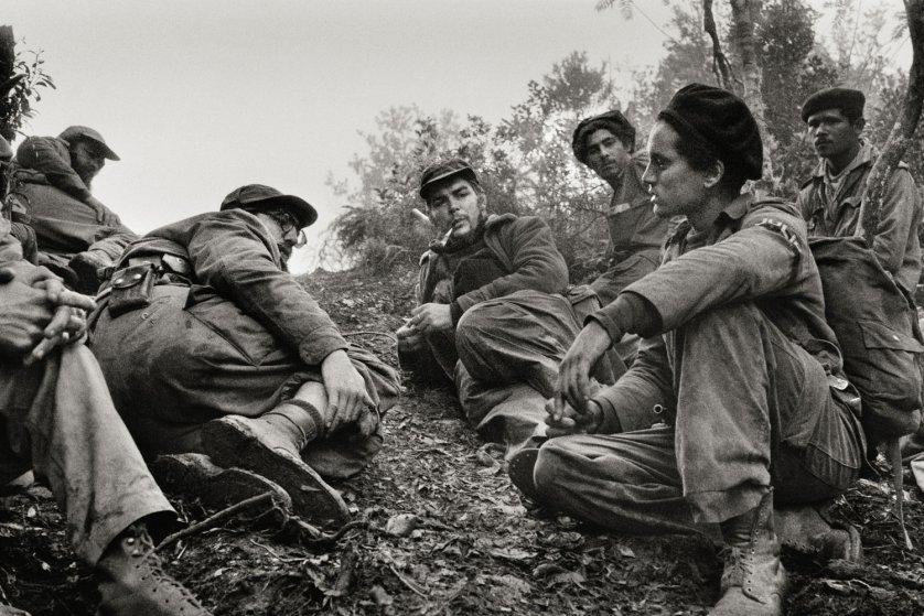 Фидель кастро и «гранма»: как победить в революции