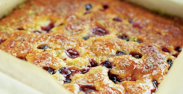 Финский черничный пирог: уникальный рецепт от globalist.org.ua/life
