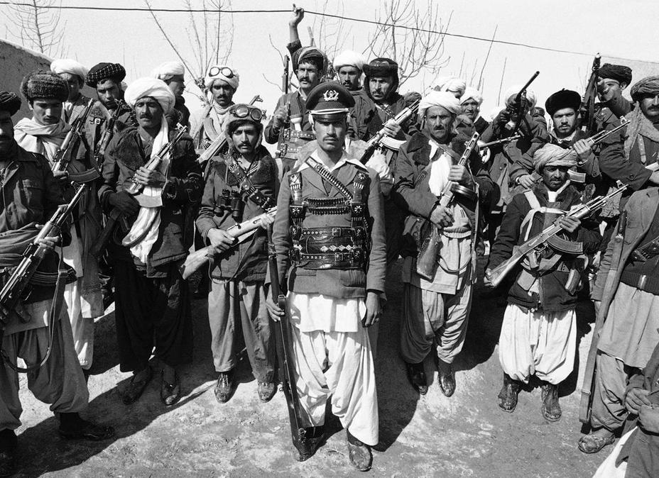 Фото дня: афганские моджахеды