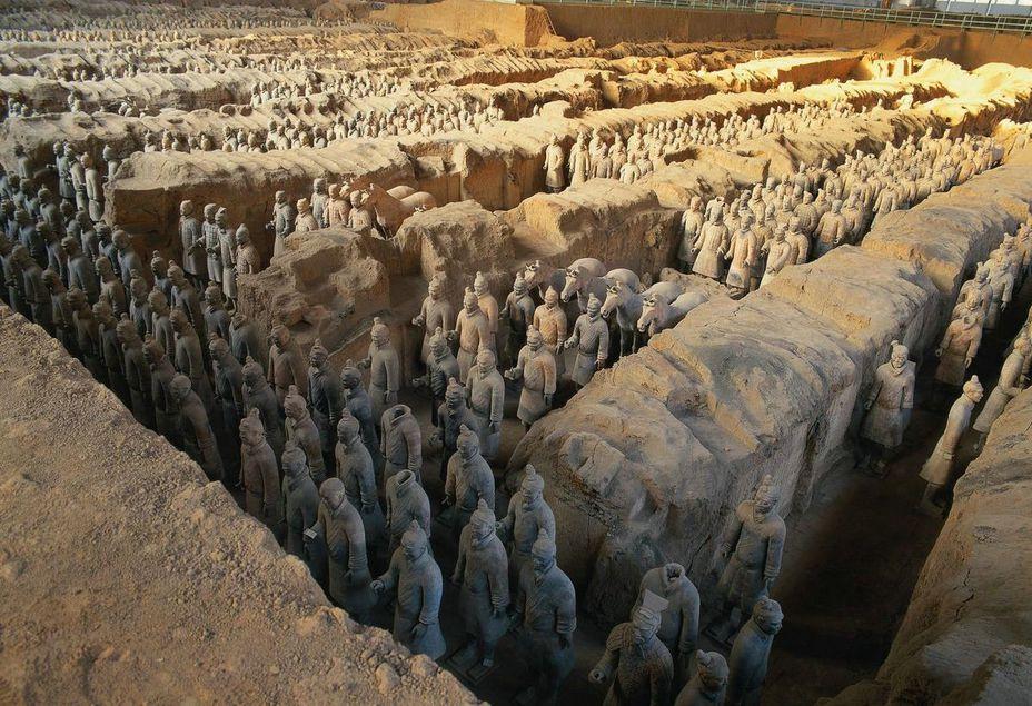 Фото дня: глиняная армия поднебесной