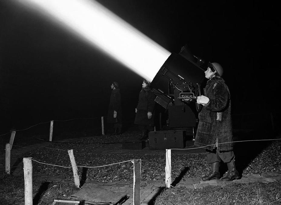 Фото дня: хранительницы британского неба
