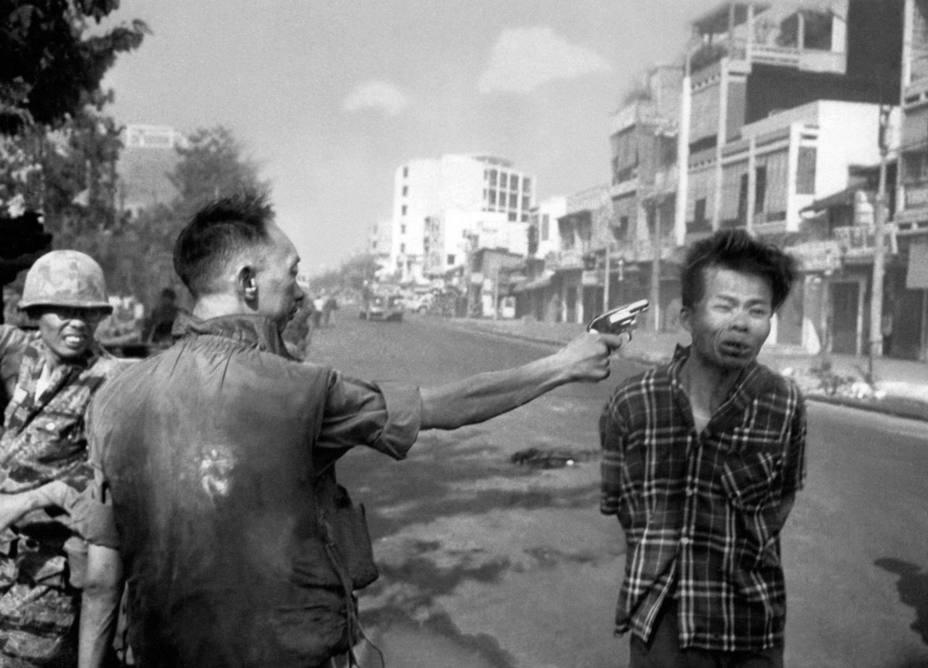 Фото дня: казнь в сайгоне