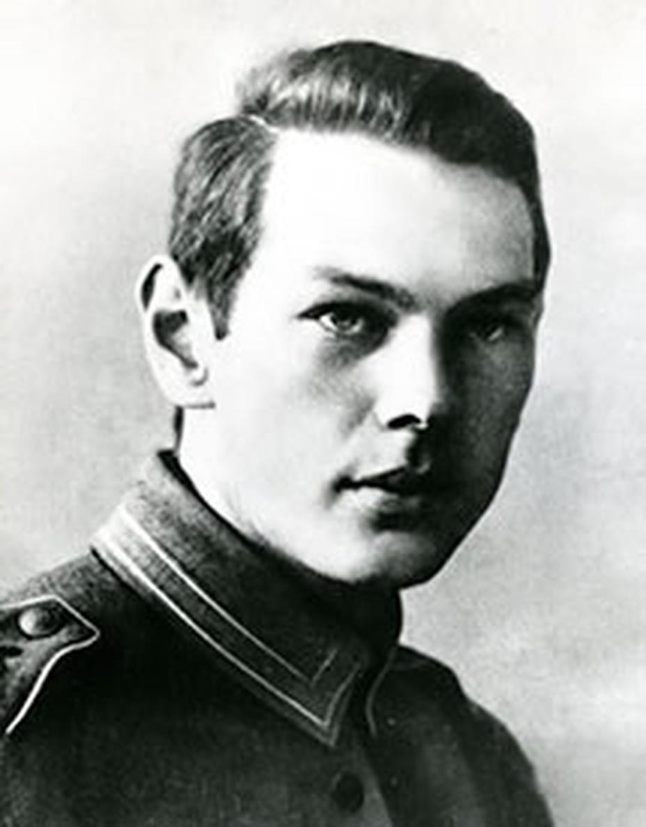 Фото дня: немецкий советский разведчик