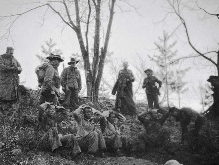 Фото дня: оборона в капхёнской долине