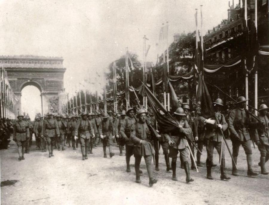 Фото дня: самый старый военный союз в мире