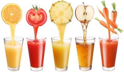 Фруктовые соки угрожают здоровью зубов