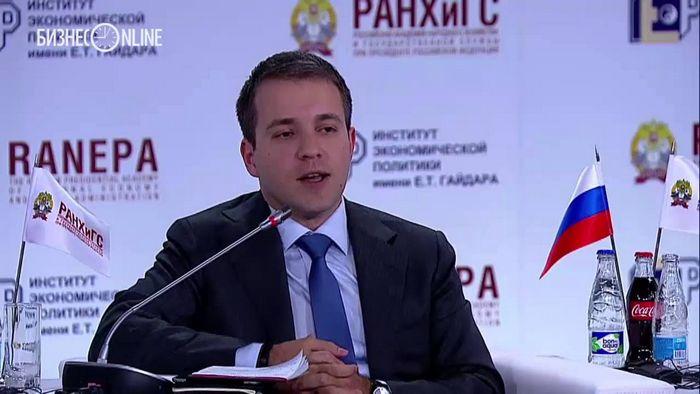 Греф предрек российской экономике деградацию в 2016 году