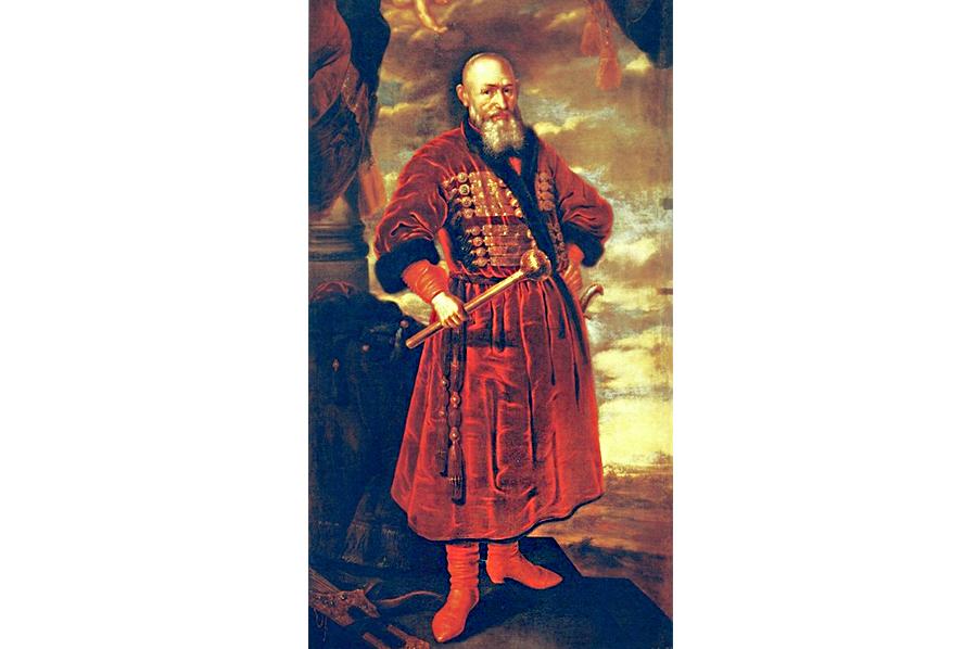 Григорий косагов против стефана чарнецкого