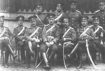 Ii. первая мировая война и русский офицерский корпус