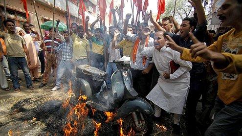 Индия: капитализм стабильной анархии