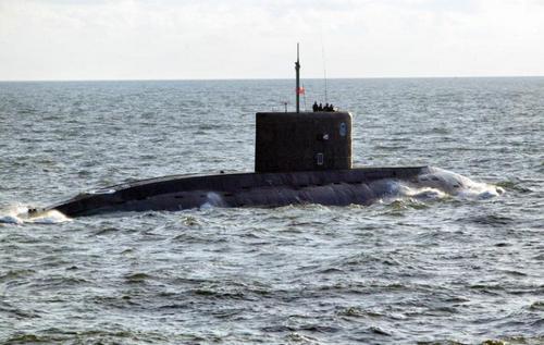 Источник вминоборонырф: подлодка вбалтийском море нероссийская, аголландская
