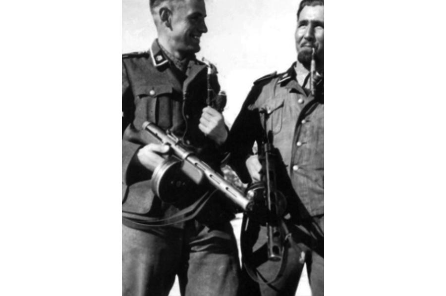 История солдата дивизии das reich