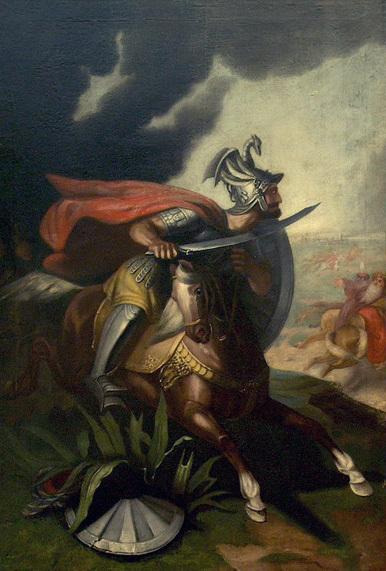 История в цитатах: «если б стало наше войско солью…»