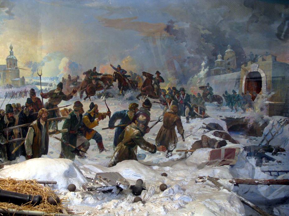 История в цитатах: князь голицын о «дерзости» пугачёвцев