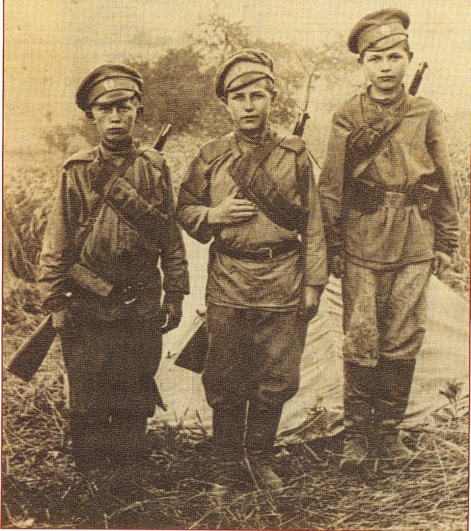 История в цитатах: о судьбах детей великой войны