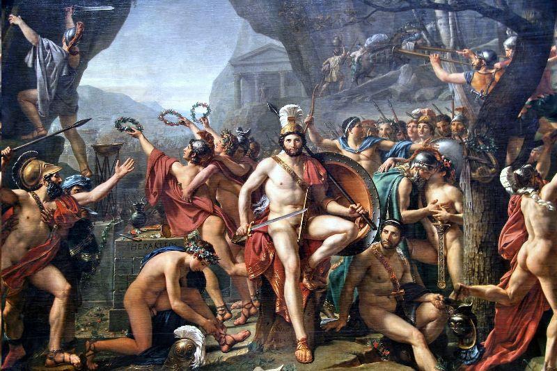 История в цитатах: последнее напутствие царя леонида