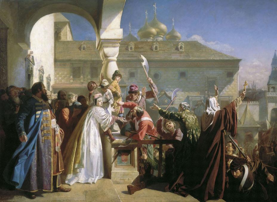 История в цитатах: пророчество князя хованского