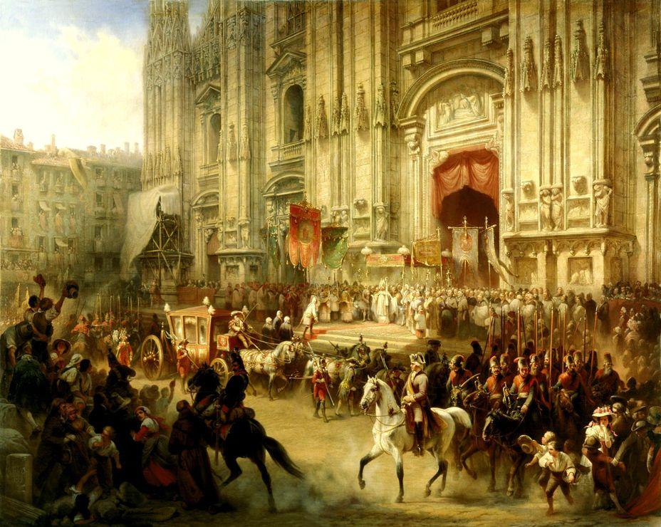 История в цитатах: суворов о бегущих французах