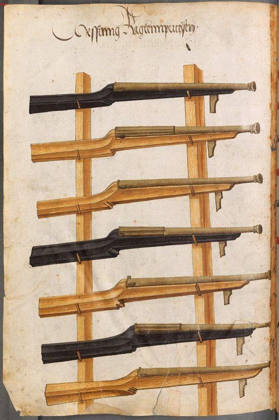 «Янычары» ивана грозного: рождение стрельцов