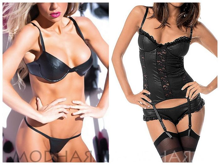 Эротическое белье — ярчайший тренд 2015