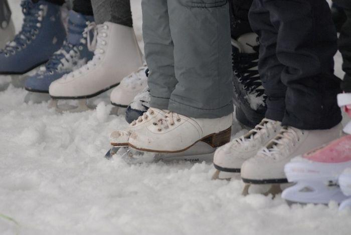Как безопасно покататься на лыжах