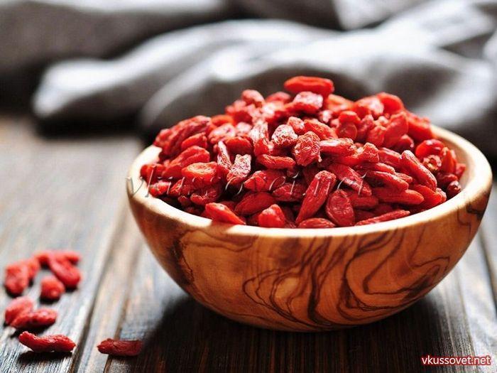 Как употреблять ягоды годжи