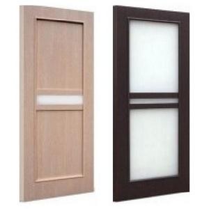 Какие двери лучше ставить в ванную: советы профи