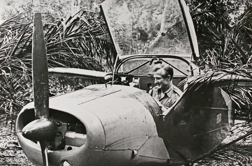 Карл густав фон розен: прерванный полёт