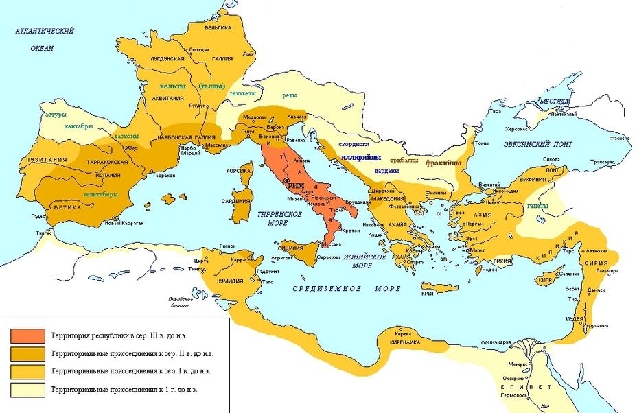 Кимврская война: рождение армии рима