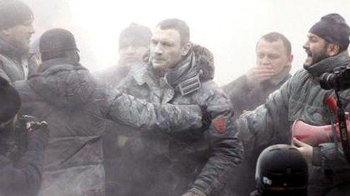Кличко пообещал привлечь к ответственности активистов «правого сектора»
