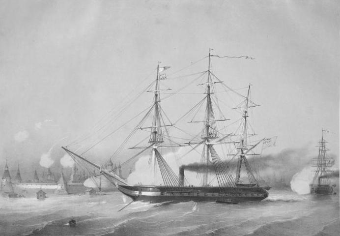 Крымская война: соловки и крейсерство на севере