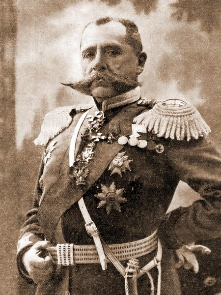 Кто убил полковника веденяпина: детектив начала первой мировой