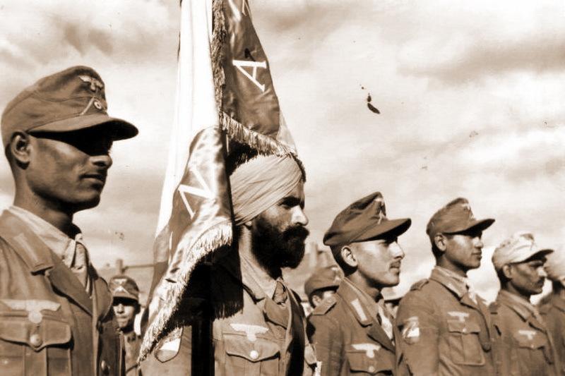 Легион свободная индия: единственные арийцы рейха